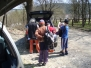 Nejmenší první lezení 24.4.2010