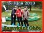 Zavírání Ohře 2013